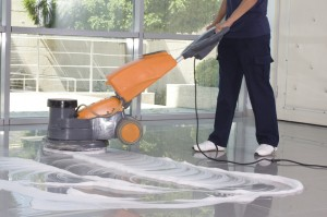 Contract Office Cleaning