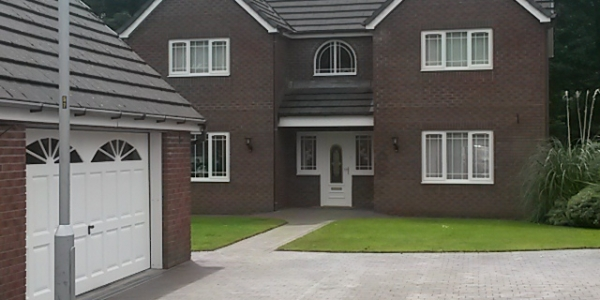 Pressure washing Driveways Cumbria
